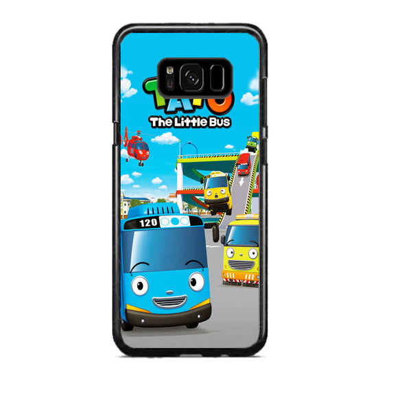 Tayo Poter Samsung Galaxy S8 Plus Case | Frostedcase