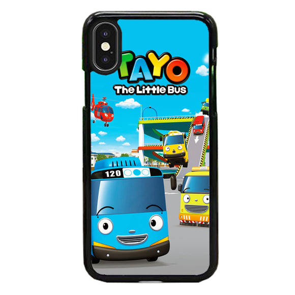 Tayo Poter iPhone XS Case | Frostedcase