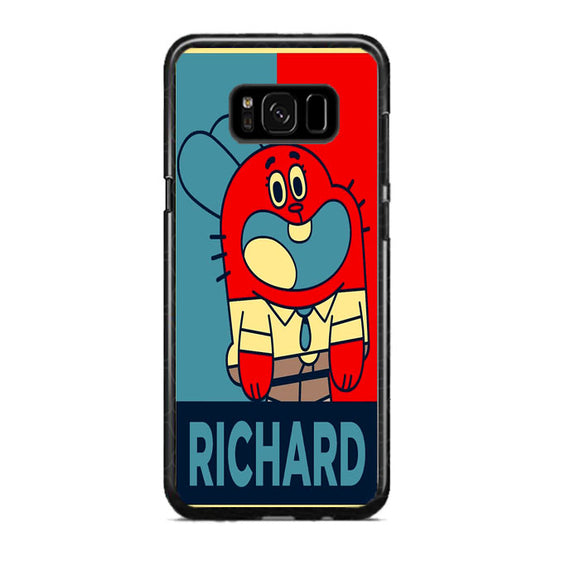 The Amazing World Of Gumball Poster Samsung Galaxy S8 Plus Case | Frostedcase