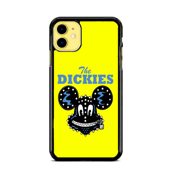 The Dickies Mickey Mouse Yellow iPhone 11 Case | Frostedcase