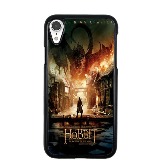 The Hobbit Battle Of The Five Armes iPhone XR Case | Frostedcase