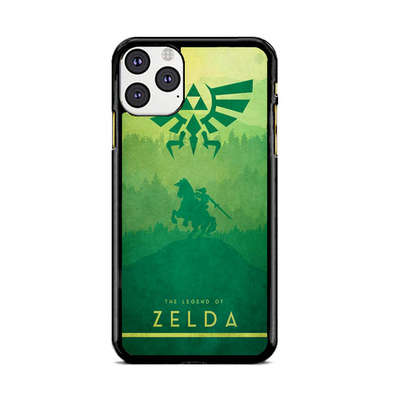 The Legend Of Zelda Drawing Art Cover iPhone 11 Pro Case | Frostedcase