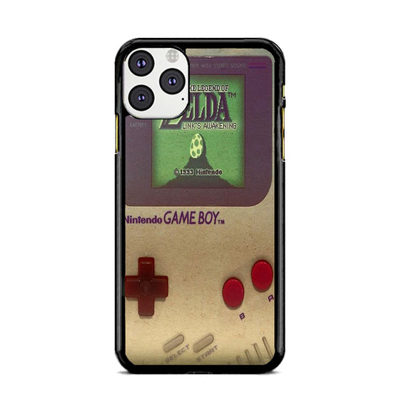 The Legend Of Zelda Nintendo Game Boy iPhone 11 Pro Case | Frostedcase