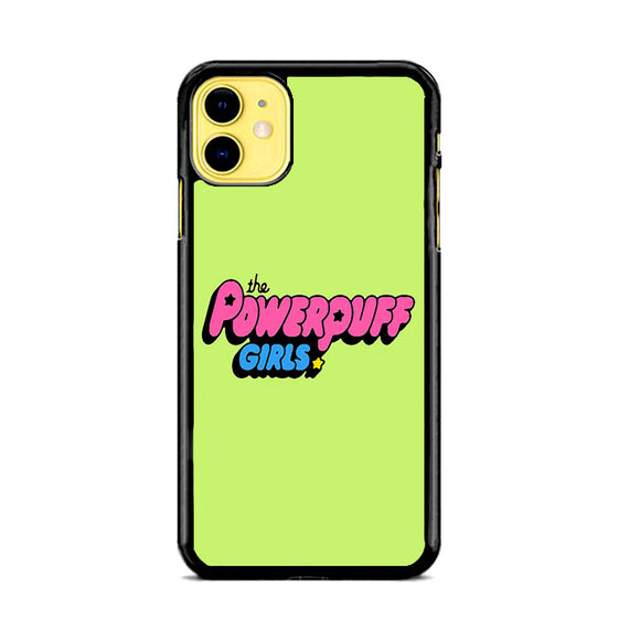 The Powerpuff Girls Emblem iPhone 11 Case | Frostedcase