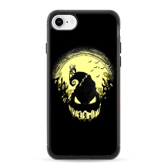 The Nightmare Before Christmas Halloween iPhone 7 Case | Frostedcase