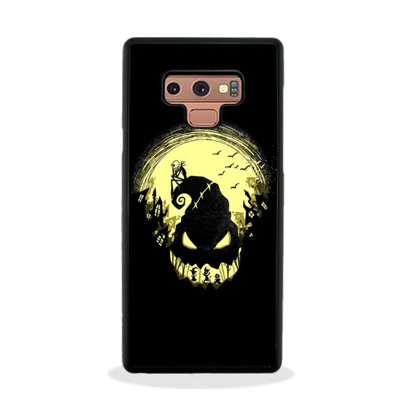 The Nightmare Before Christmas Halloween Samsung Galaxy Note 9 Case | Frostedcase