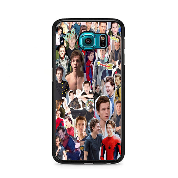 Tom Holland X Reader Collection Samsung Galaxy S6 Case | Frostedcase