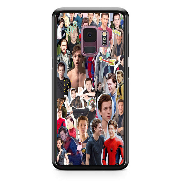 Tom Holland X Reader Collection Samsung Galaxy S9 Case | Frostedcase