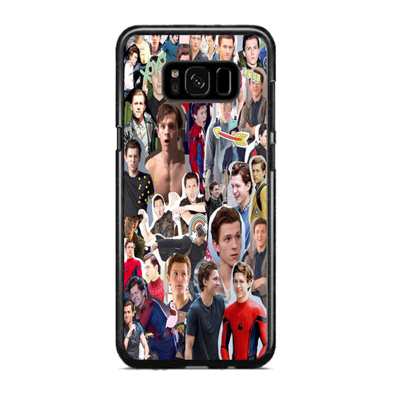 Tom Holland X Reader Collection Samsung Galaxy S8 Plus Case | Frostedcase