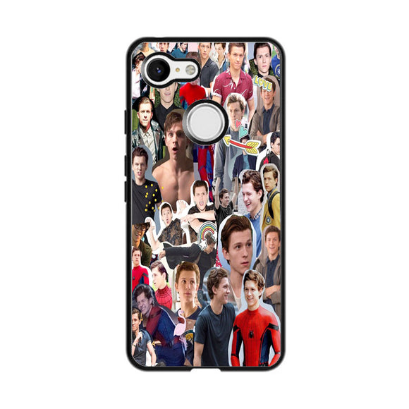 Tom Holland X Reader Collection Google Pixel 3 XL Case | Frostedcase