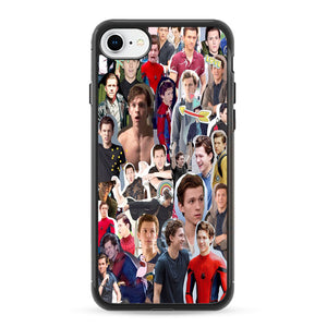 Tom Holland X Reader Collection iPhone 8 Case | Frostedcase