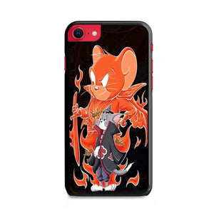 Tom And Jerry X Naruto iPhone SE Case | Frostedcase