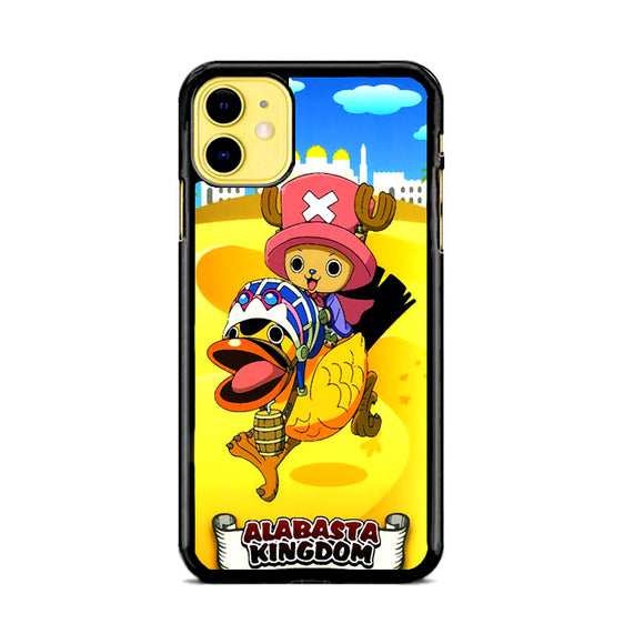 Tony Tony Chopper Alabasta Kingdom iPhone 11 Case | Frostedcase
