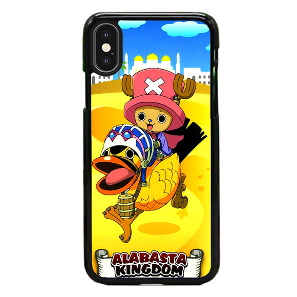 Tony Tony Chopper Alabasta Kingdom iPhone XS Case | Frostedcase