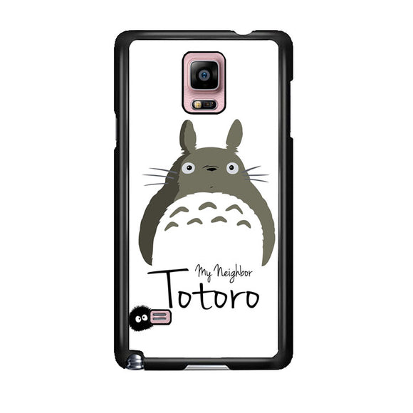 Tororo My Neighbor Silhouette Samsung Galaxy Note 4 Case | Frostedcase