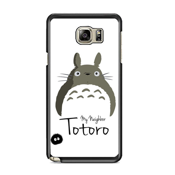 Tororo My Neighbor Silhouette Samsung Galaxy Note 5 Case | Frostedcase