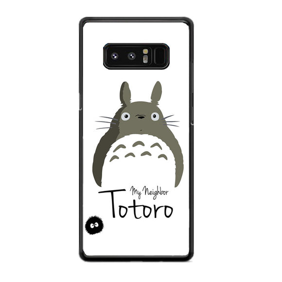 Tororo My Neighbor Silhouette Samsung Galaxy Note 8 Case | Frostedcase