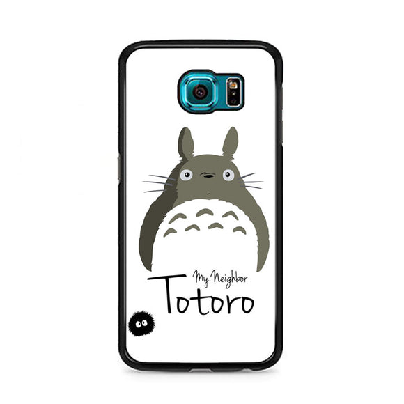 Tororo My Neighbor Silhouette Samsung Galaxy S6 Case | Frostedcase