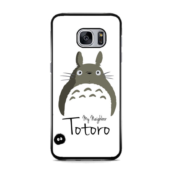 Tororo My Neighbor Silhouette Samsung Galaxy S7 Case | Frostedcase