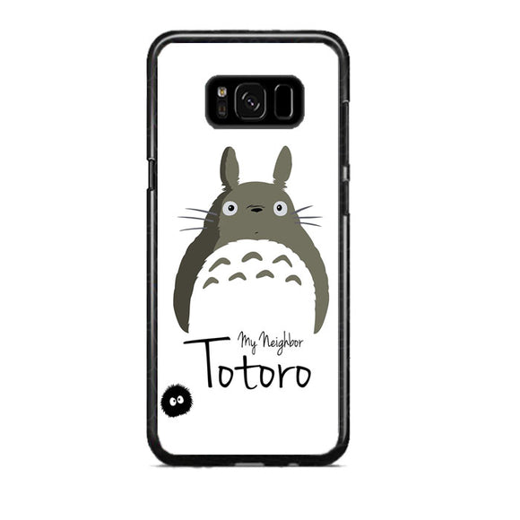 Tororo My Neighbor Silhouette Samsung Galaxy S8 Plus Case | Frostedcase