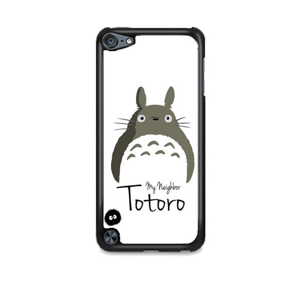 Tororo My Neighbor Silhouette iPod 5 Case | Frostedcase