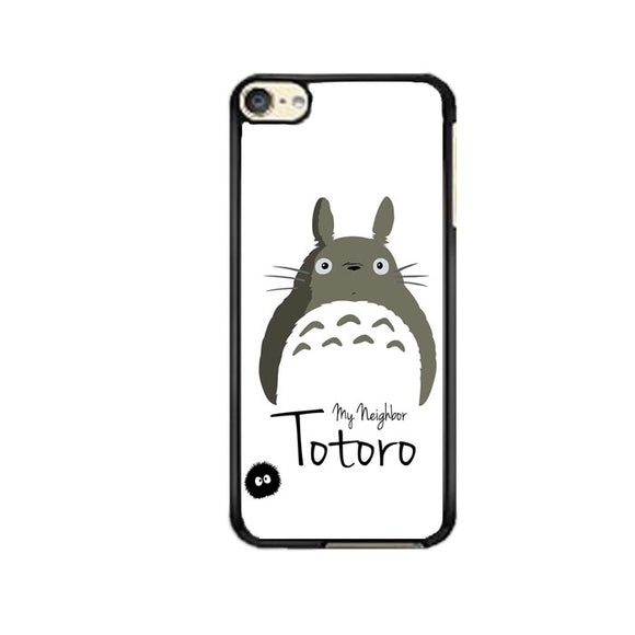 Tororo My Neighbor Silhouette iPod 6 Case | Frostedcase
