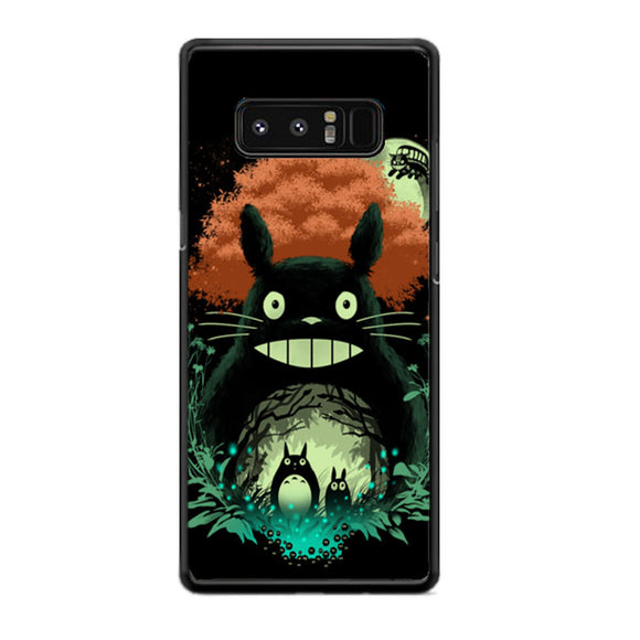 Totoro My Neighbor Samsung Galaxy Note 8 Case | Frostedcase