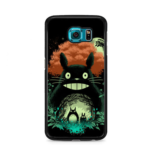 Totoro My Neighbor Samsung Galaxy S6 Case | Frostedcase