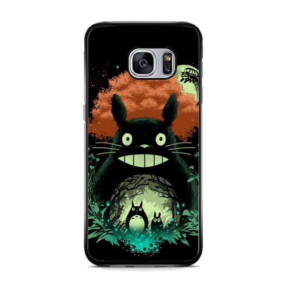 Totoro My Neighbor Samsung Galaxy S7 Case | Frostedcase
