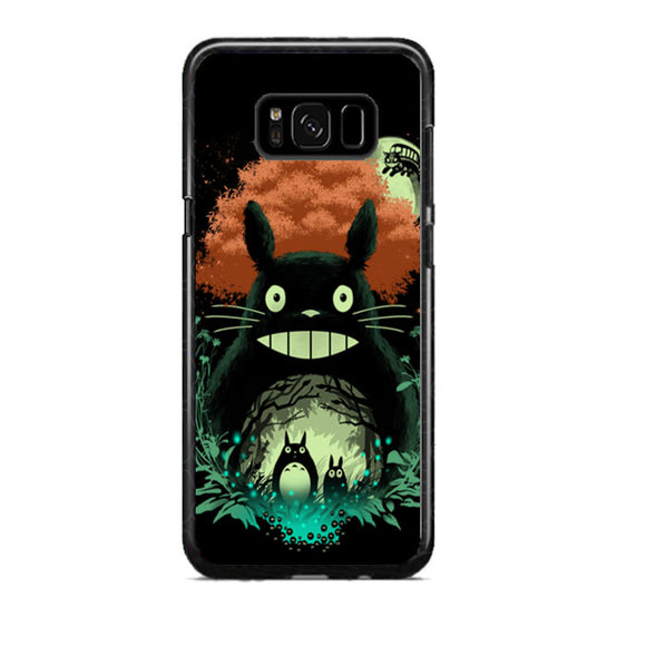 Totoro My Neighbor Samsung Galaxy S8 Plus Case | Frostedcase