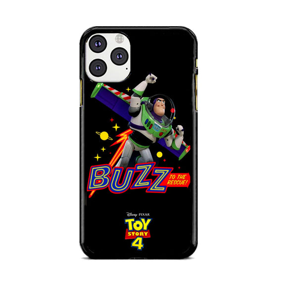 Toy Story 4 Buzz To The Rescue iPhone 11 Pro Case | Frostedcase