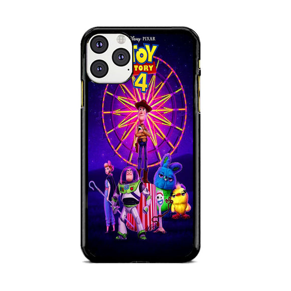 Toy Story 4 Poster iPhone 11 Pro Case | Frostedcase