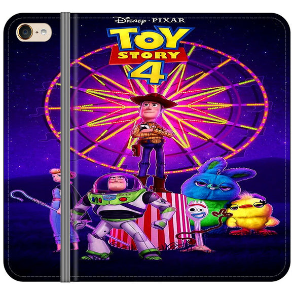 Toy Story 4 Poster iPod 6 Flip Case | Frostedcase