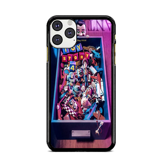 Toy Story 4 In The Antiques Item Box iPhone 11 Pro Case | Frostedcase