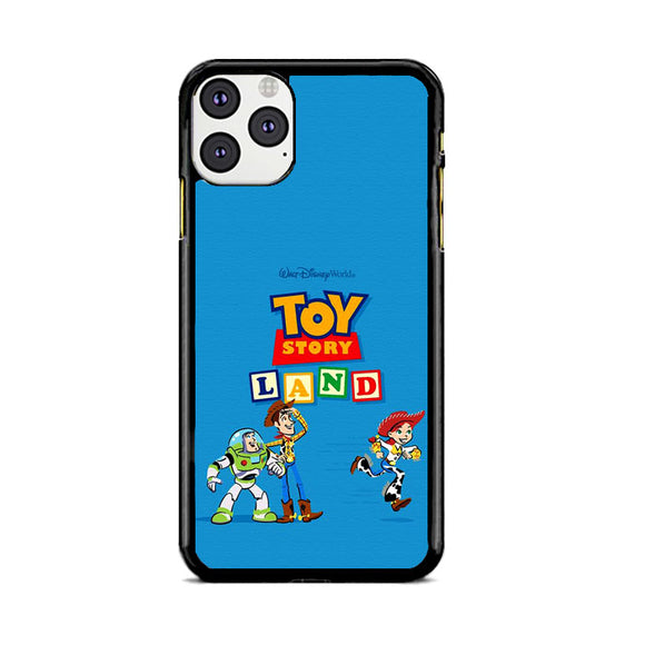 Toy Story Land Woody And Friends iPhone 11 Pro Case | Frostedcase