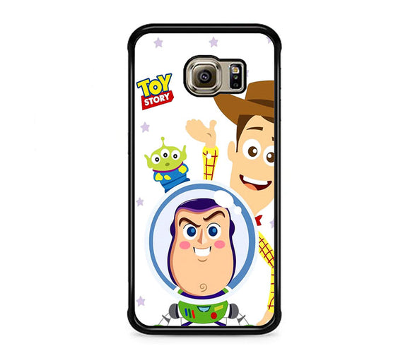 Toy Story Samsung Galaxy S6 EDGE Case | Frostedcase