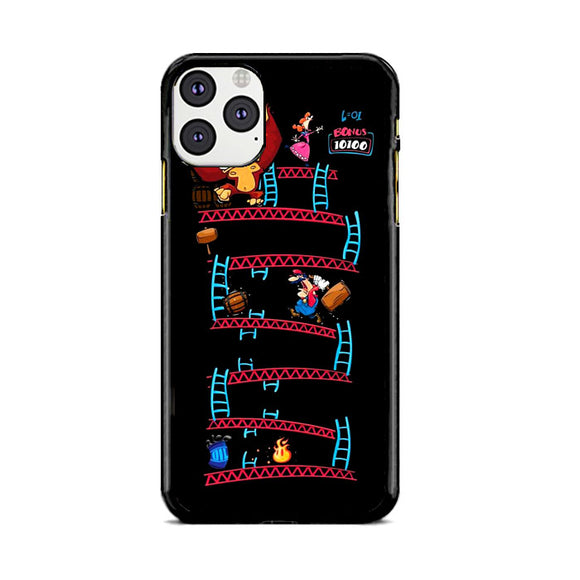 Triple King Kong Animation Game iPhone 11 Pro Case | Frostedcase