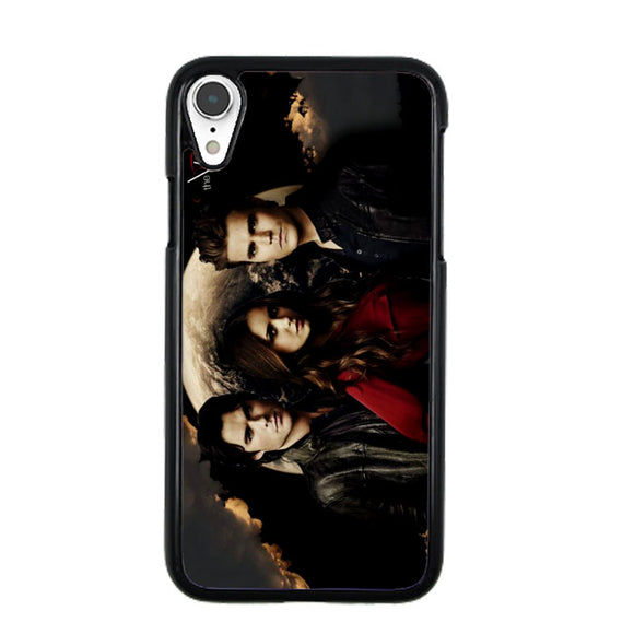 Tv Series The Vampire Diaries iPhone XR Case | Frostedcase
