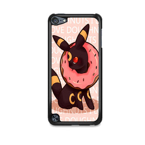 Umbreon Pokemon Donuts Doodle iPod 5 Case | Frostedcase