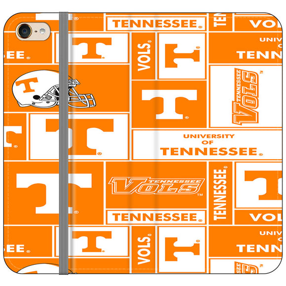 University Of Tennessee Helmet iPod 6 Flip Case | Frostedcase