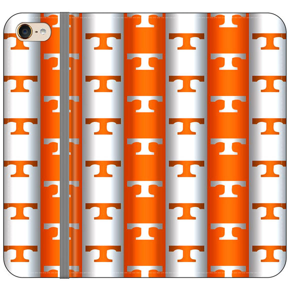 University Of Tennessee Vols Line iPod 6 Flip Case | Frostedcase
