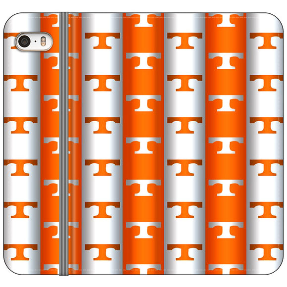 University Of Tennessee Vols Line iPhone 5|5S|SE Flip Case | Frostedcase