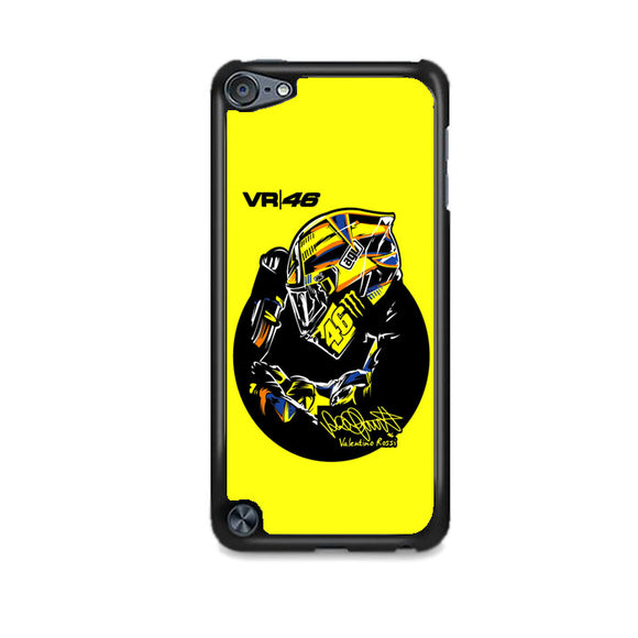 Valentino Rossi Vr46 iPod 5 Case | Frostedcase