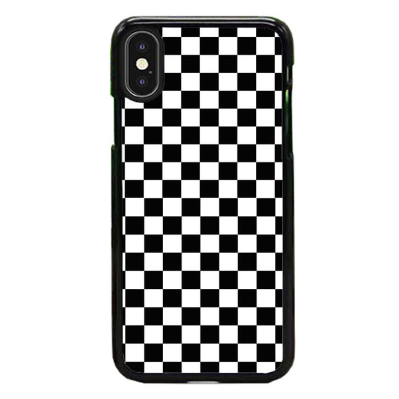 Vans Black And White Squares iPhone XS Max Case | Frostedcase