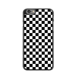 uk availability 62b48 d96bf Vans Black And White Squares iPhone 6 Plus|6S Plus Case | Frostedcase