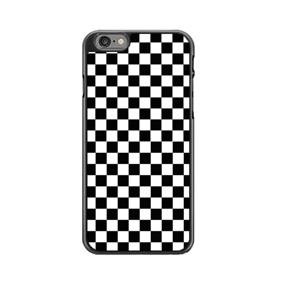 Vans Black And White Squares iPhone 6 Plus|6S Plus Case | Frostedcase