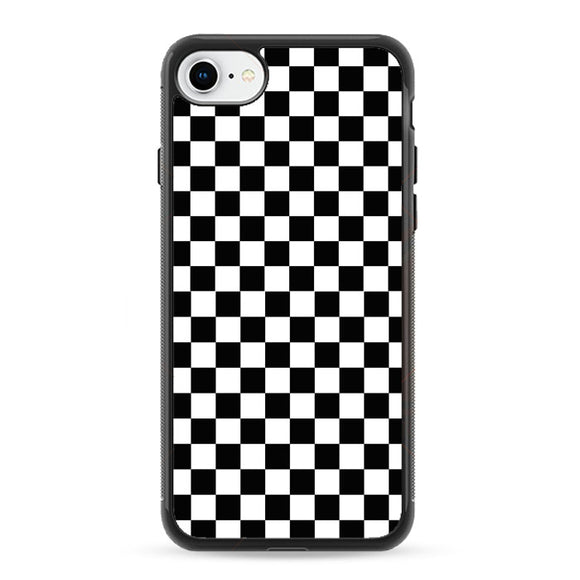 Vans Black And White Squares iPhone 8 Case | Frostedcase