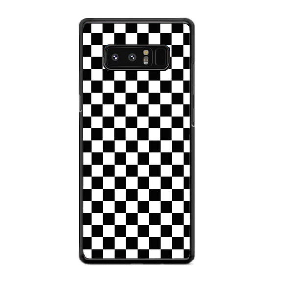 Vans Black And White Squares Samsung Galaxy Note 8 Case | Frostedcase
