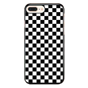 newest 6c49e 558ff Vans Black And White Squares iPhone 7 Plus Case | Frostedcase