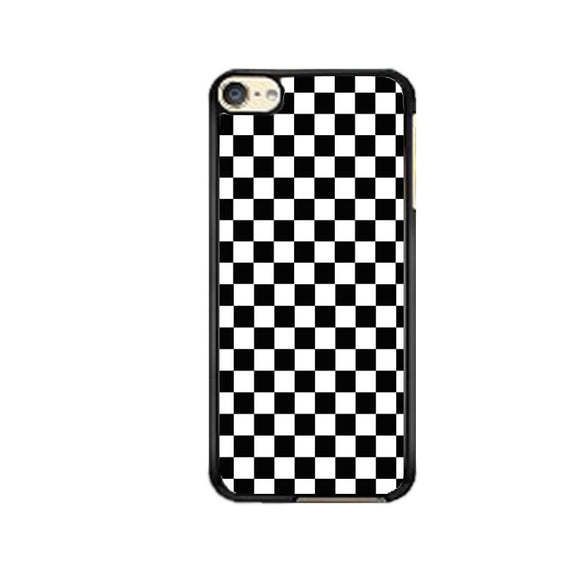 Vans Black And White Squares iPod 6 Case | Frostedcase